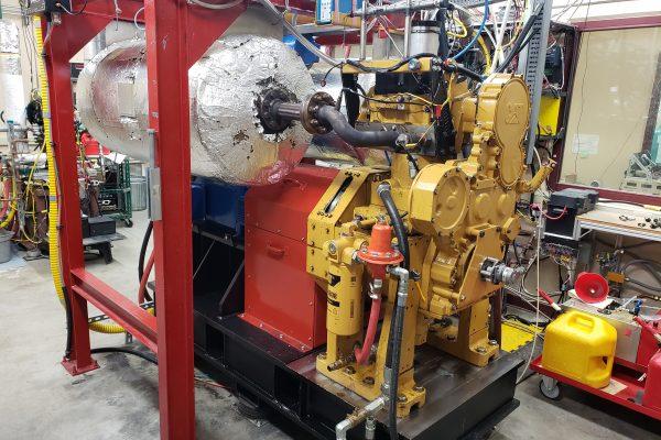 C15 engine lab