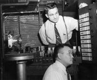 Image of Phil Myers and Otto Uyehara